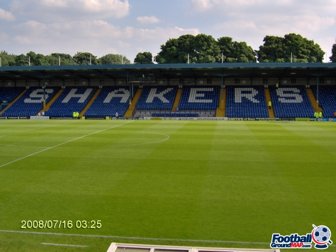 A photo of Gigg Lane uploaded by facebook-user-70269