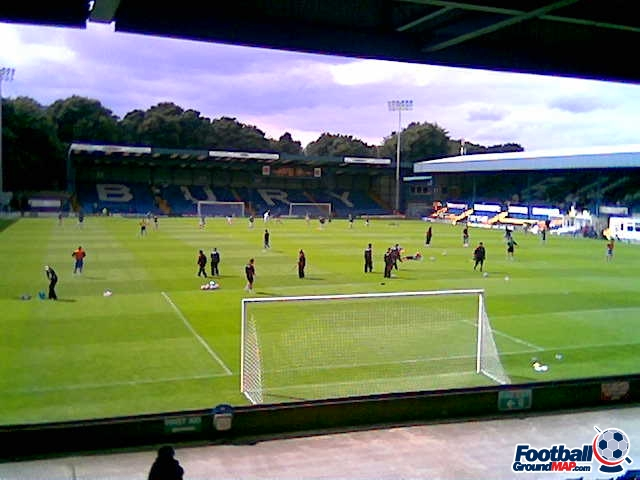 A photo of Gigg Lane uploaded by facebook-user-69320