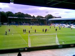 An image of Gigg Lane uploaded by facebook-user-69320