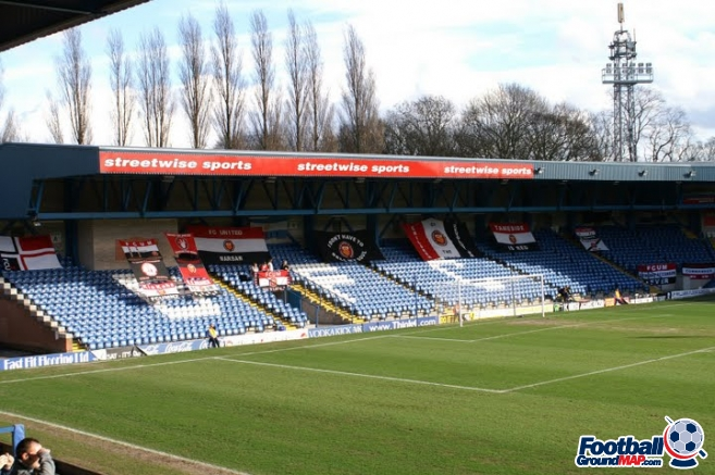A photo of Gigg Lane uploaded by snej72