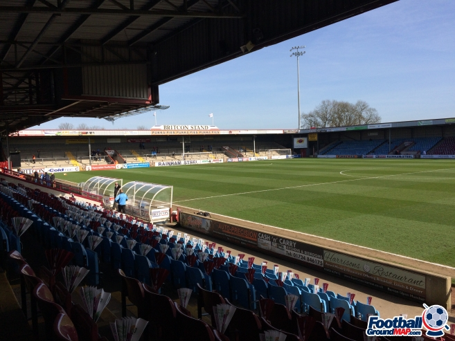 A photo of Glanford Park uploaded by neal