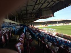 An image of Glanford Park uploaded by neal