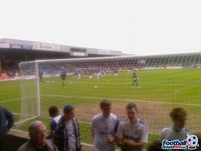 A photo of Glanford Park uploaded by planty37