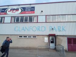 An image of Glanford Park uploaded by covboyontour1987