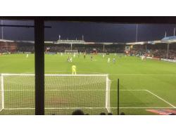 An image of Glanford Park uploaded by alexcraiggroundhop