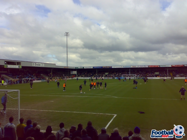 A photo of Glanford Park uploaded by rplatts15