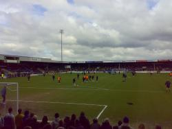 An image of Glanford Park uploaded by rplatts15