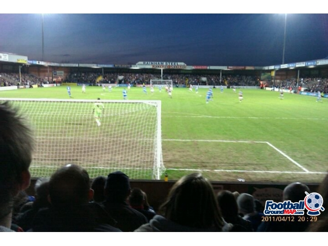 A photo of Glanford Park uploaded by peter-tucker