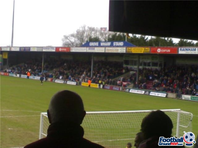 A photo of Glanford Park uploaded by facebook-user-88337