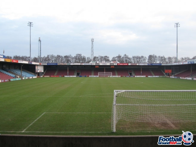 A photo of Glanford Park uploaded by stuff10