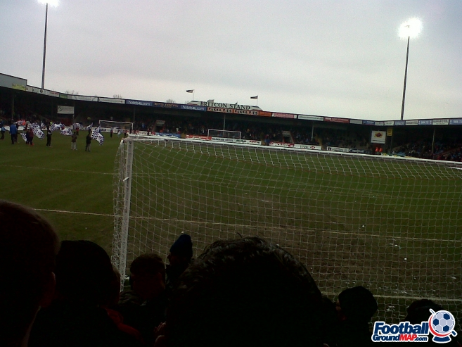 A photo of Glanford Park uploaded by adamgittings