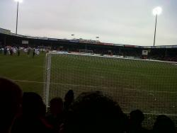An image of Glanford Park uploaded by adamgittings