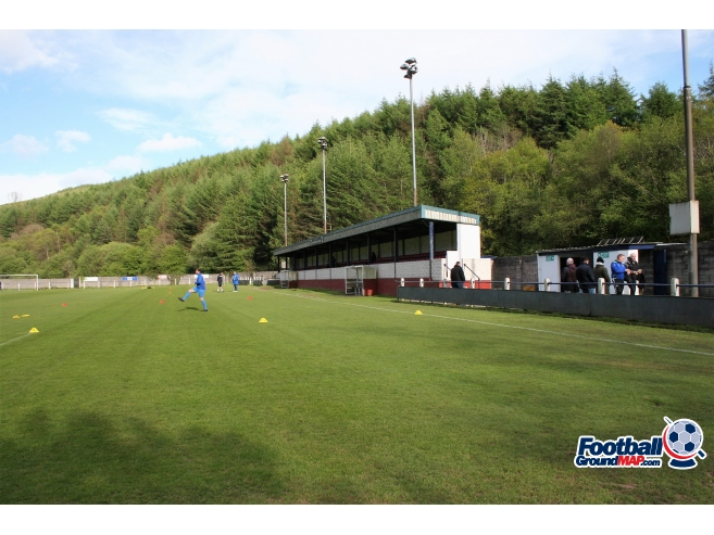 A photo of Glenhafod Park Stadium uploaded by johnwickenden