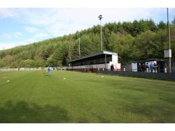 An image of Glenhafod Park Stadium uploaded by johnwickenden