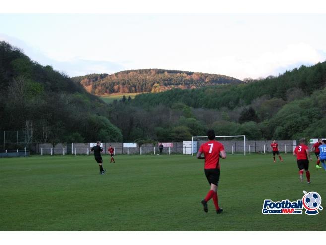 A photo of Glenhafod Park Stadium uploaded by johnwickenden