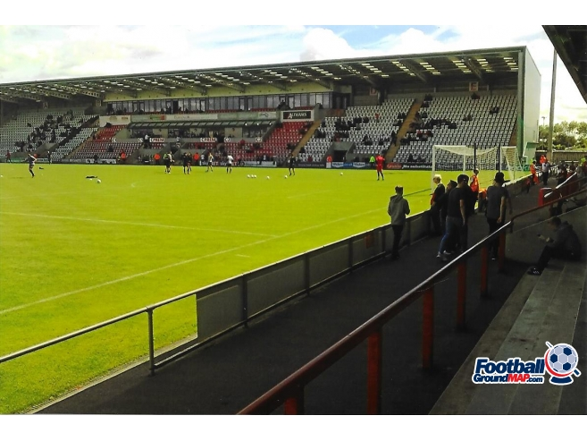 A photo of Globe Arena uploaded by rampage