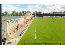 An image of Globe Arena uploaded by rampage