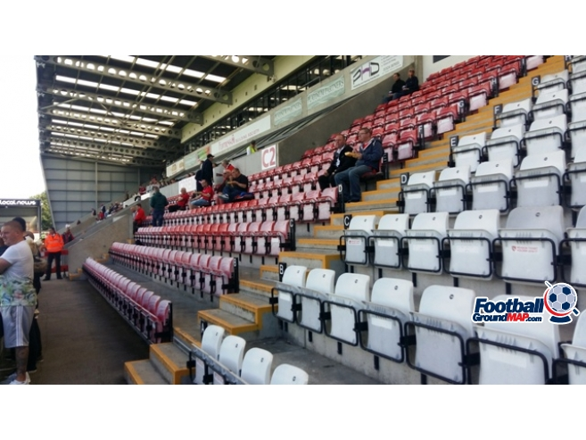 A photo of Globe Arena uploaded by oldboy
