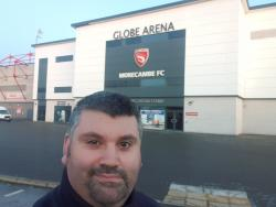 An image of Globe Arena uploaded by lfc8283