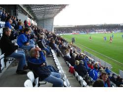 An image of Globe Arena uploaded by saintshrew