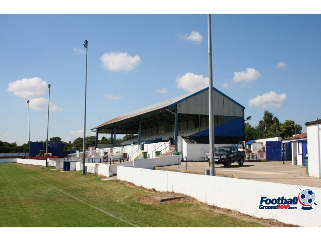A photo of GMB Stadium uploaded by johnwickenden