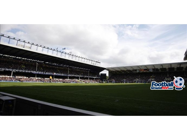 A photo of Goodison Park uploaded by stevemahon