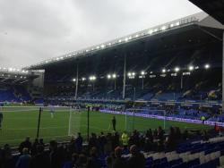 An image of Goodison Park uploaded by hoovertheginger