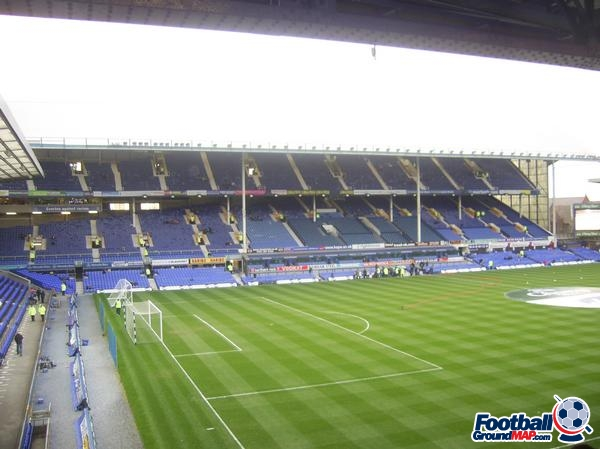 A photo of Goodison Park uploaded by facebook-user-55935