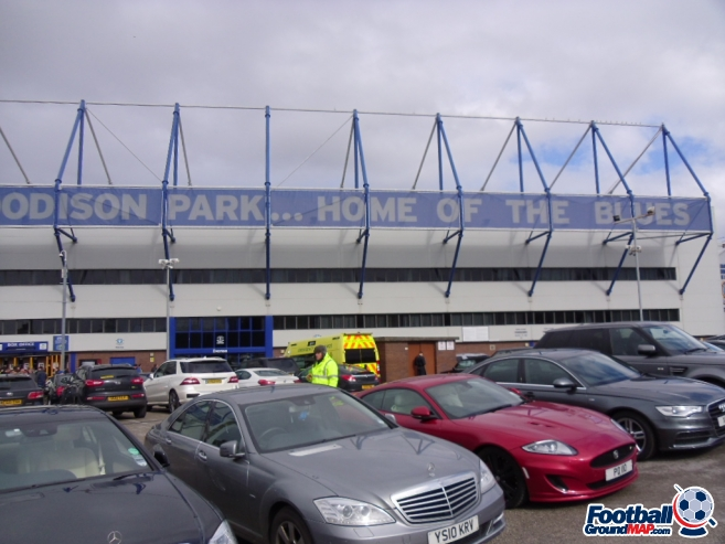 A photo of Goodison Park uploaded by smithybridge-blue