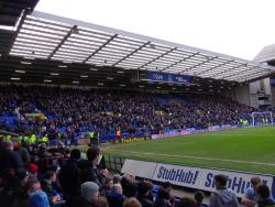An image of Goodison Park uploaded by smithybridge-blue