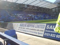 An image of Goodison Park uploaded by roverchris