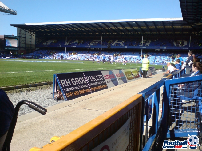 A photo of Goodison Park uploaded by roverchris
