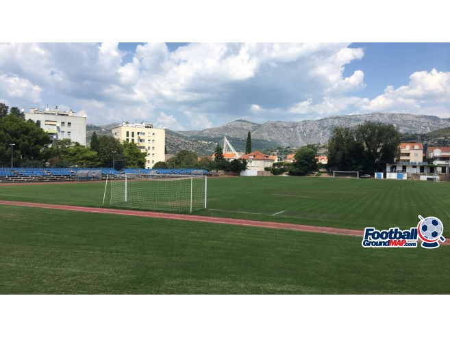 A photo of Gradski Stadion Lapad uploaded by odonnell