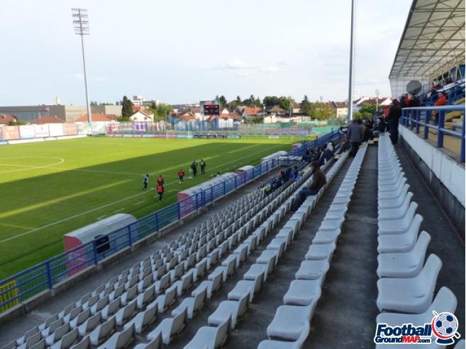 A photo of Gradski Stadion u Koprivnici uploaded by zotov