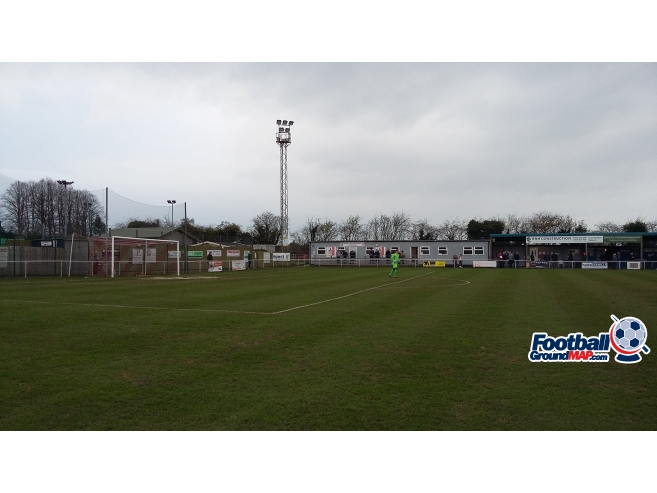 A photo of Greenfields Sports Ground uploaded by paulgriffiths