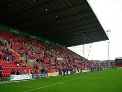 An image of Gresty Road (The Alexandra Stadium) uploaded by stuff10