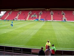 An image of Gresty Road (The Alexandra Stadium) uploaded by chunk9