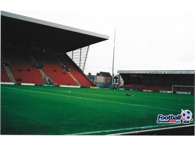 A photo of Gresty Road (The Alexandra Stadium) uploaded by rampage