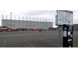 An image of Gresty Road (The Alexandra Stadium) uploaded by jonwoozley