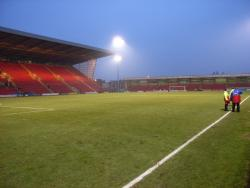 An image of Gresty Road (The Alexandra Stadium) uploaded by danw2002