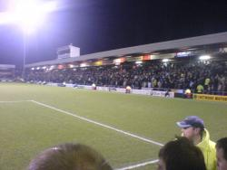 An image of Gresty Road (The Alexandra Stadium) uploaded by marcjbrine