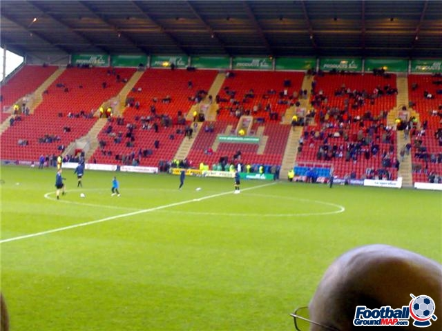 A photo of Gresty Road (The Alexandra Stadium) uploaded by facebook-user-88337