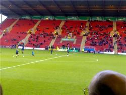 An image of Gresty Road (The Alexandra Stadium) uploaded by facebook-user-88337