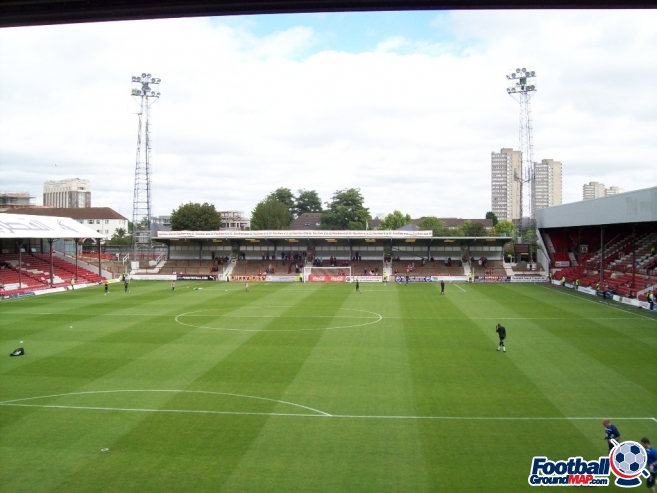 A photo of Griffin Park uploaded by chunk9