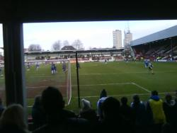 An image of Griffin Park uploaded by facebook-user-92338