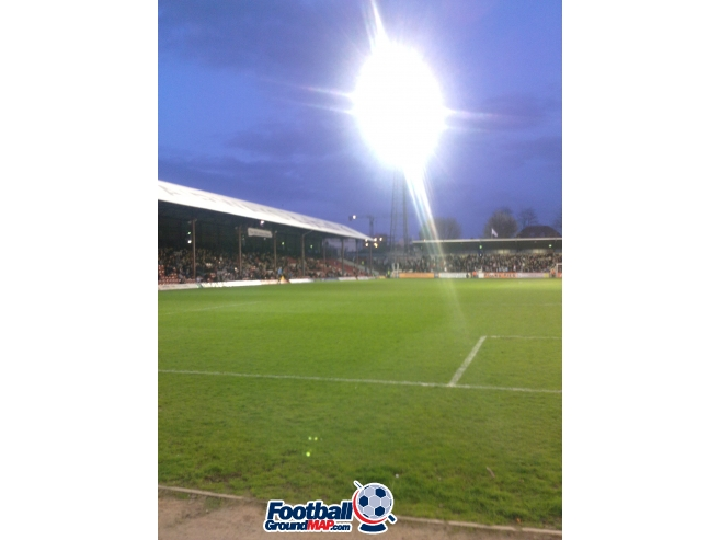A photo of Griffin Park uploaded by planty37