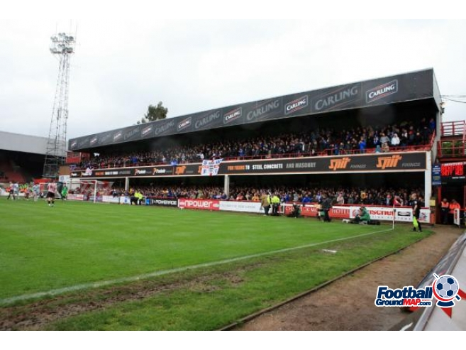 A photo of Griffin Park uploaded by rplatts15