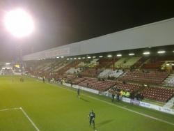 An image of Griffin Park uploaded by trfccurt