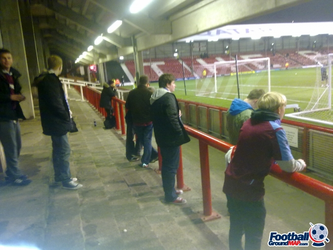 A photo of Griffin Park uploaded by trfccurt