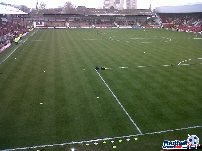 A photo of Griffin Park uploaded by adamgittings